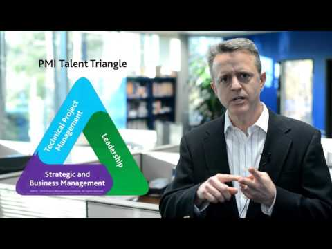 The PMI Triangle - How To Get Your PDUs