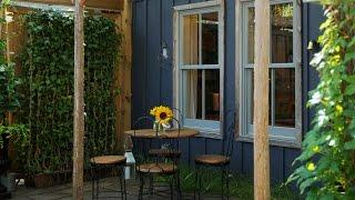 Interior Design – A Small Rustic City Cabin