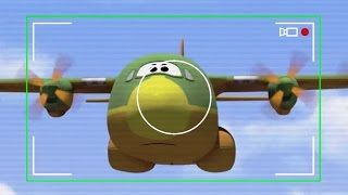 Videos for Kids - The Airport Diary - Gugu, the super star (cartoon 34)