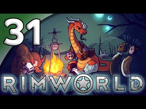 Rimworld Alpha 16 [Modded] - 31. Trading & Television - Let's Play Rimworld Gameplay