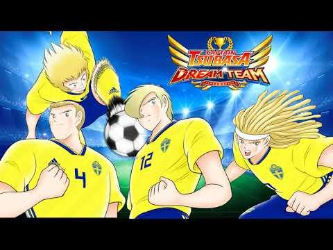 Captain Tsubasa Dream Team -Suecia OST