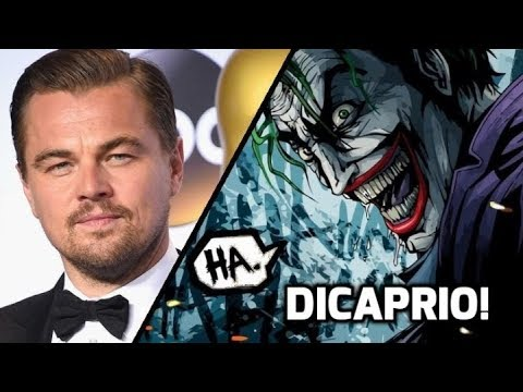 Leonardo DiCaprio Might Play The Joker! - The Pull List 80