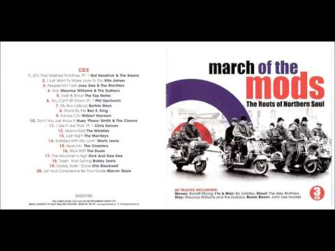 March of the Mods - The Roots of Northern Soul [part 3]