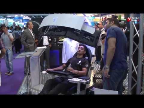Gitex Shopper : La chaise ultime des gamers