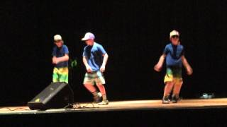 great bridge middle school talent show opening act 2016