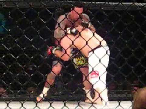 Jason David Frank 2nd MMA Fight - Lonestar Beatdown
