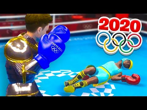 COULD I BECOME A BOXER? (Tokyo 2020 Olympics)