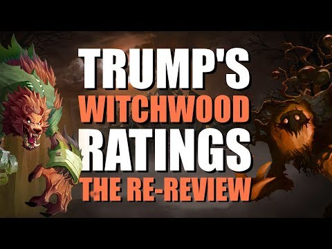 Trump Reviews Trump Reviews: The Witchwood