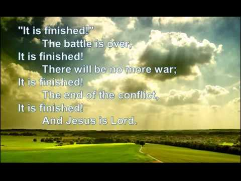 It is Finished - Bill Gaither Version