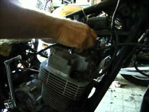Changing your tach drive cable - YouTube