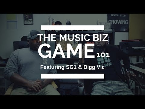 MUSIC BUSINESS GAME WITH SG-1 (MUSIC MILLIONAIRES) & BIGG VIC - EPISODE 1