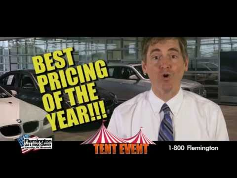TENT Event   Columbus Day Weekend SALE   0% APR Financing Available   Flemington Ford   08822