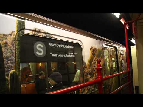 MTA New York City Subway : 42nd Street - Times Square [ 42nd Street Shuttle ]