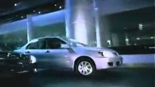 Mitsubishi Lancer Commercial in Thailand 2006