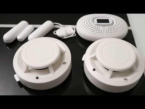 Видеообзор комплекта Rubetek Управление и безопасность + датчик утечки газа