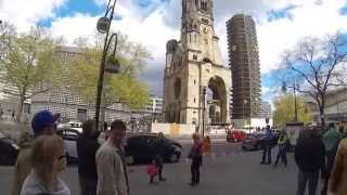 GOPRO HERO Berlin Adventure by Polish tourists.