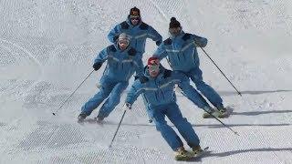 ★Freestyle tricks★ - Карвинг на лыжах Демо инструкторов в Австрии(http://www.youtube.com/watch?v=2NjIL_dtJkM&feature=share&list=PLdLldfK1TbGVvPX_gR35Cq4_V1aUrAZMo Ребята едут очень и очень круто, почти ..., 2014-02-27T09:34:26.000Z)