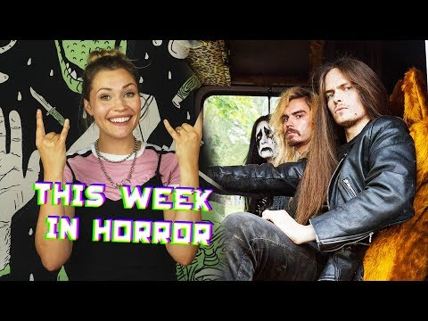 This Week in Horror - September 10, 2018 - Are You Afraid of the Dark, Heavy Trip, Halloween