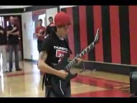 National Anthem on Electric Guitar