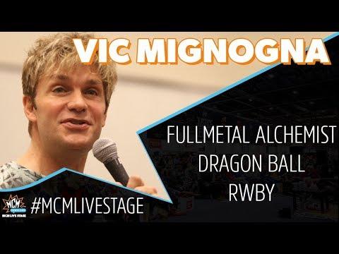 Dragon Ball BROLY Vic Mignogna @ MCM MANCHESTER Live