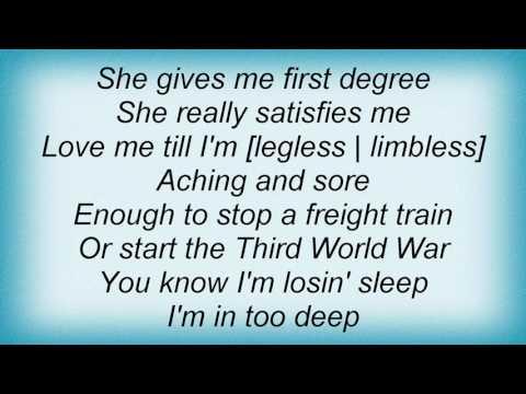 Ac Dc - Girls Got Rhythm Lyrics