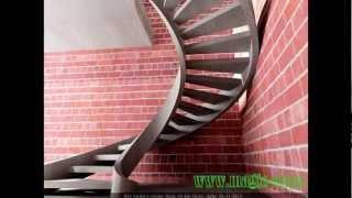 Монолитные лестницы (3d визуализации рабочих проектов)(Magic steps-воплощение вашей фантазии., 2013-02-06T06:28:10.000Z)