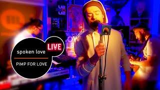 Spoken Love - Pimp For Love (Live at MUZO.FM)