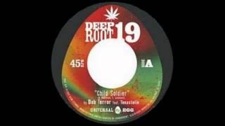 7'' Tena Stelin - Child Soldier (& Dub)