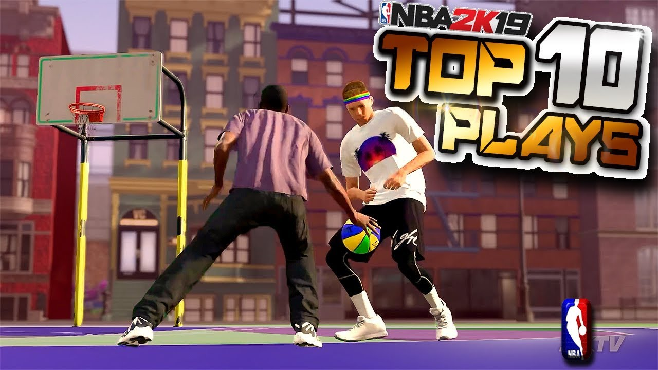 NBA 2K19 Top 10 Plays Of The Week #6 - WTFs, Buzzer Beaters & More