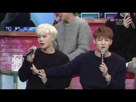 jackson interrups JB while singing