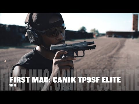 CANIK TP9SF ELITE | THE FIRST MAG REVIEW