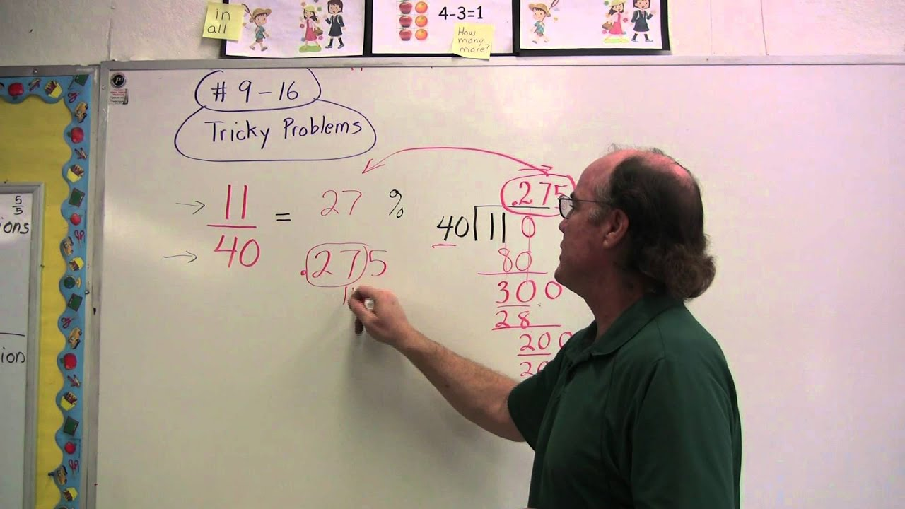 D. Sisk Holt Math 6th Grade 6-2 Homework - YouTube