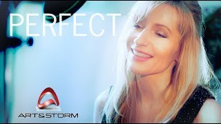 PERFECT - Ed Sheeran   /  Official Art & Storm Cover  (2018)