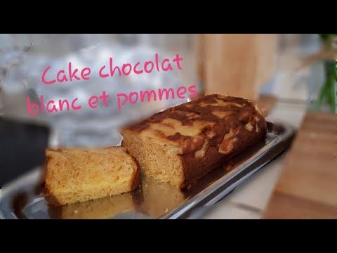 cake-au-chocolat-blanc-et-pommes