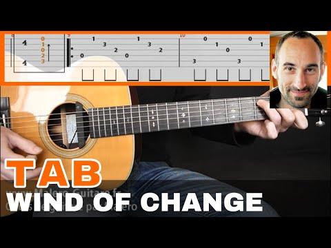 Wind Of Change Guitar Tab