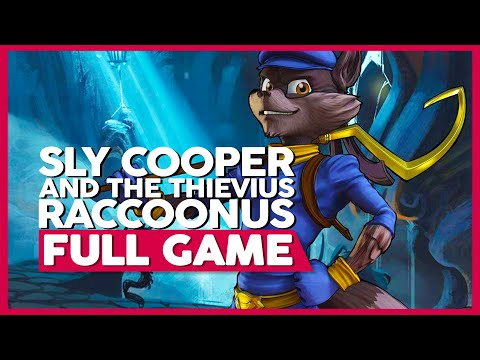 Sly Cooper 1 | Full Gameplay/Playthrough | No Commentary [PS2,PS3,Vita] (60FPS)
