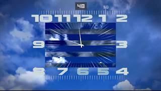 """Заставка программы """"Время"""" full HD"""