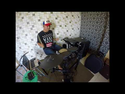 Dewa 19 - Elang (drum cover) by Suandy The Manakarra
