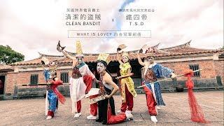 Clean Bandit 清潔的盜賊 x T.S.D 鐵四帝 - What Is Love? 白金冠軍組曲 (華納 高畫質官方影片)