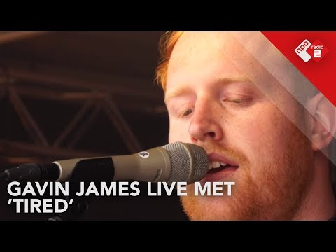 Gavin James 'Tired' Live @ Concert at SEA 2017 | NPO Radio 2