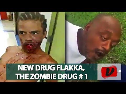 FLAKKA The Horrific Effects of the New Zombie Drug / Flakka Attacks COMPILATION #01