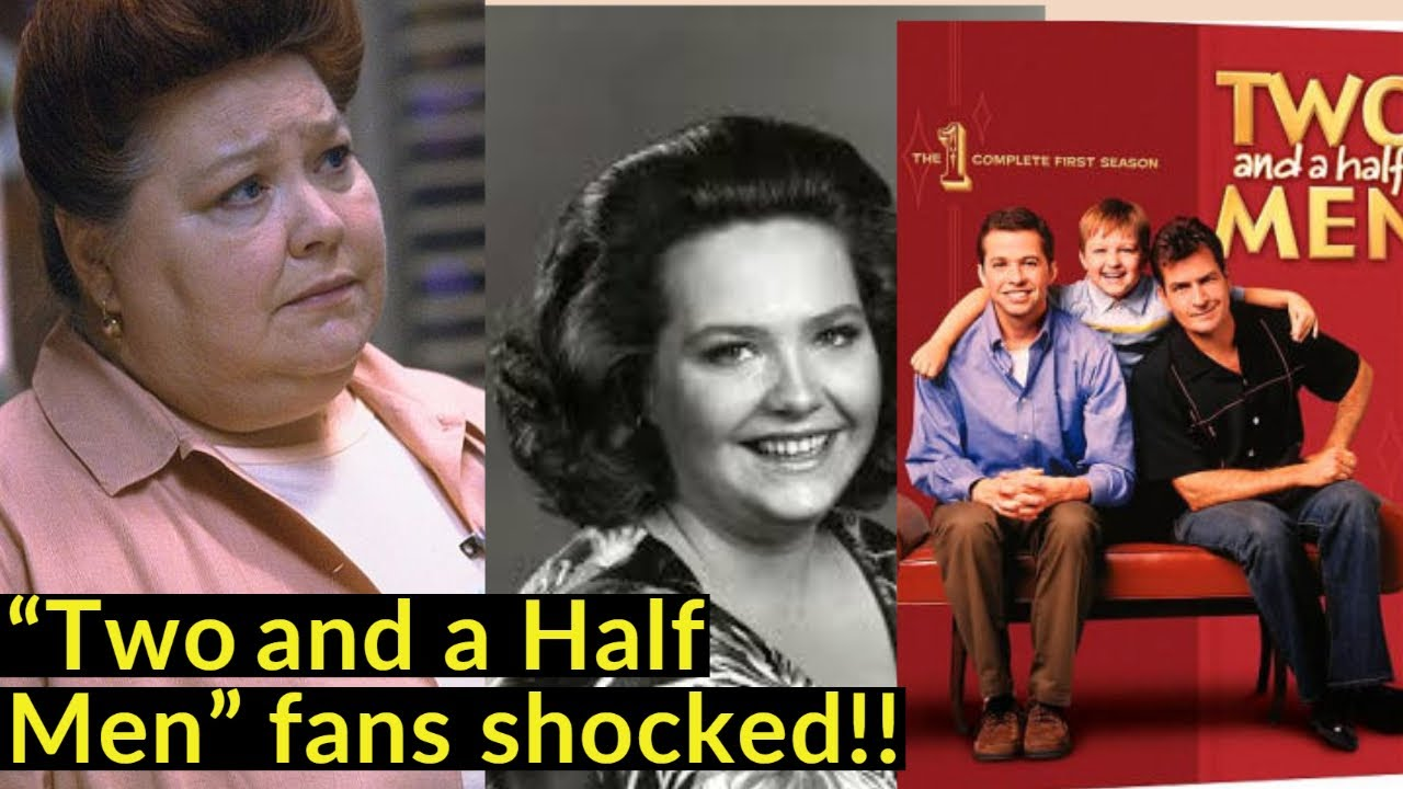 Two And Half Men Star Berta Conchata Ferrell Almost Died From An Illness Youtube