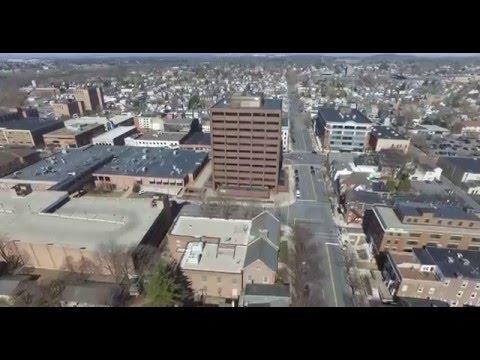 Downtown Bethlehem PA