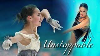 Alina Zagitova Алина Загитова Unstoppable FMV