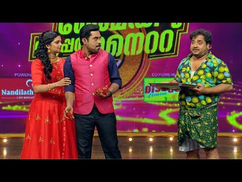 Comedy Super Nite - 3 with Urvashi part 02│Flowers│Ep# 5