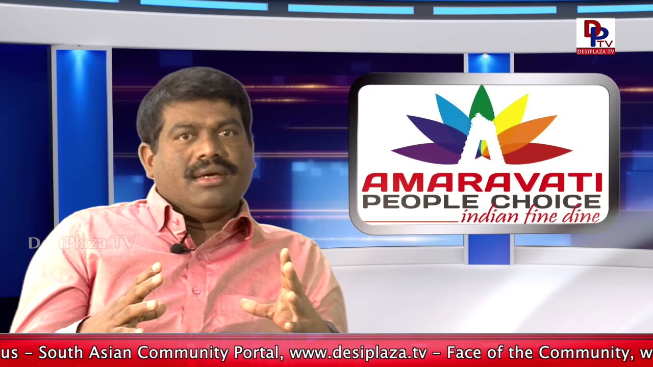 Promo - Interview with Mr Mohan Goli - Telangana Pravasi Bharteeya awarde