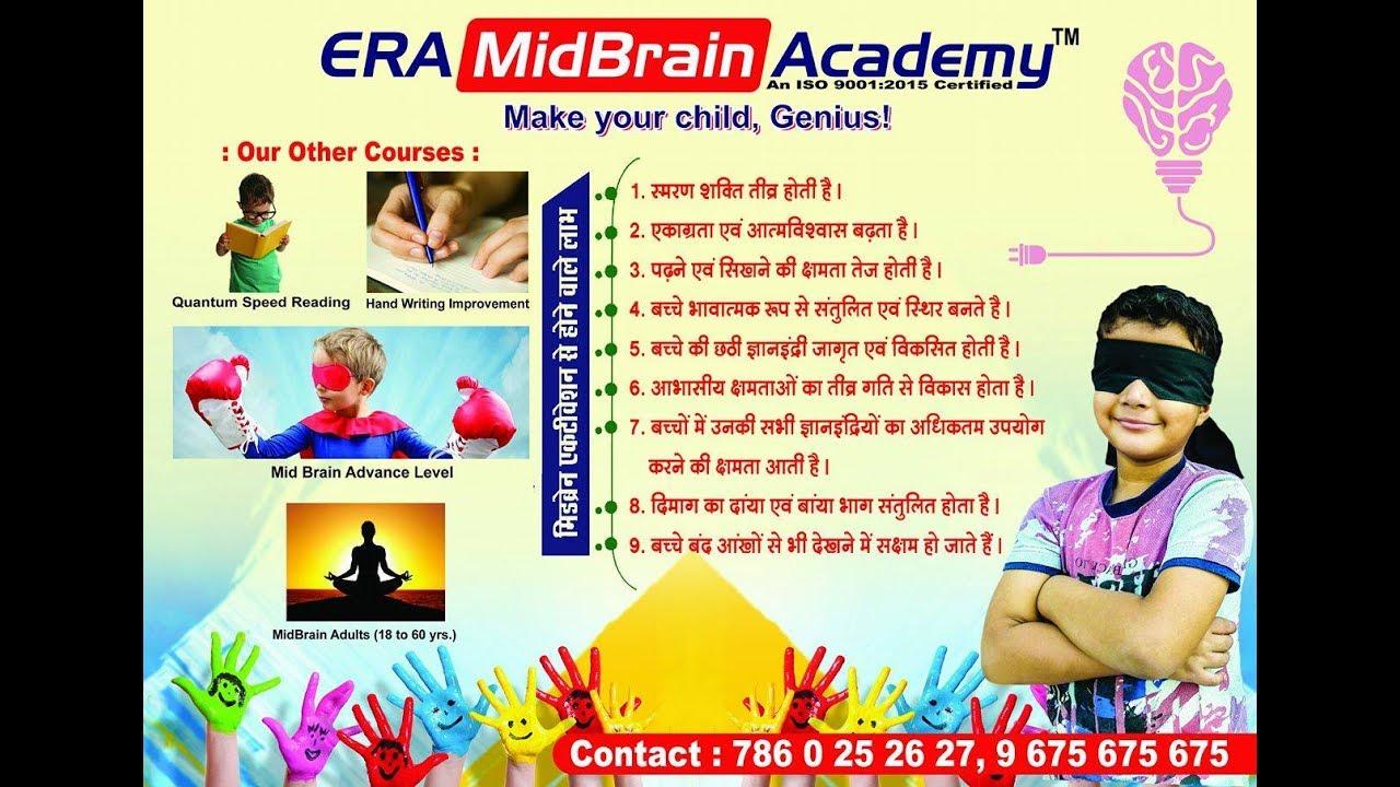 midbrain activation course