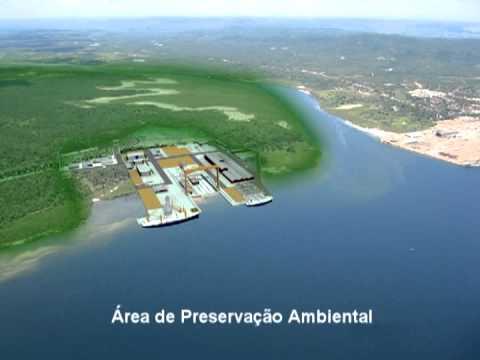 InteliSum - Laser Scanner 3D - ESTALEIRO ENSEADA DE PARAGUAÇÚ