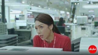 "AirAsia | TVC ""ความรัก หรือ หน้าที่"" 45s"