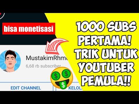 cara-menambah-1000-subscriber-untuk-youtuber-pemula